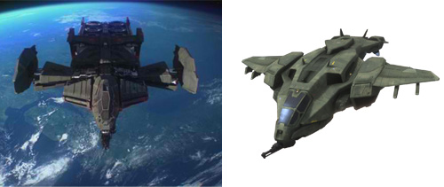 starship-troopers-dropship-and-pelican